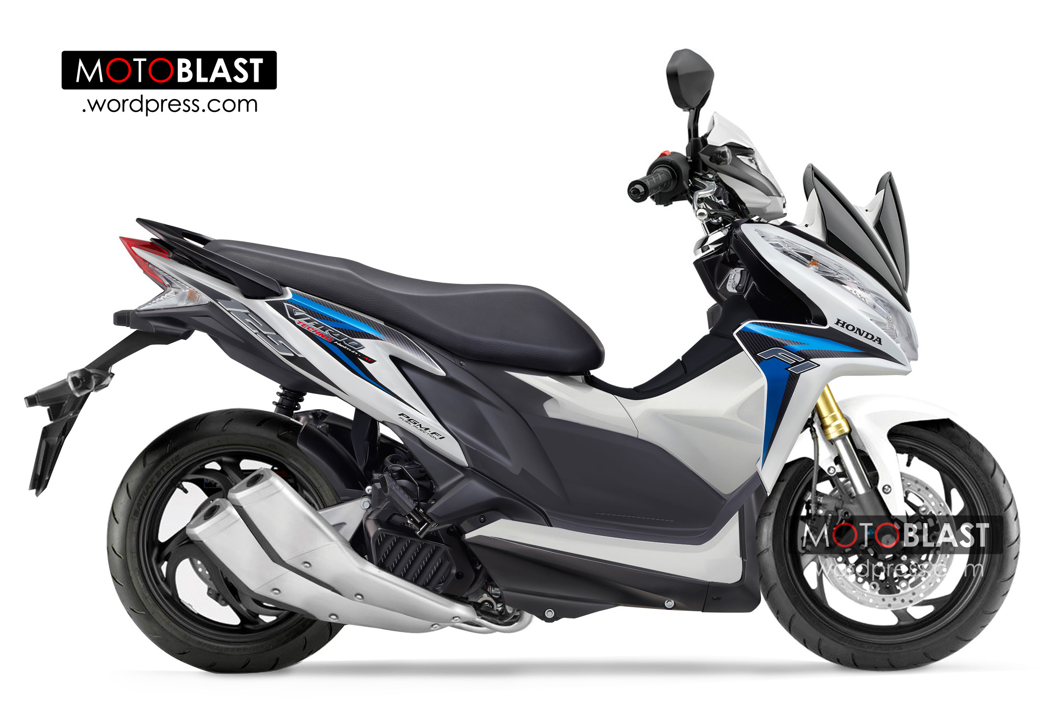 New Modifikasi New Vario 125 Cbs Iss 2015 Release, Reviews and Models