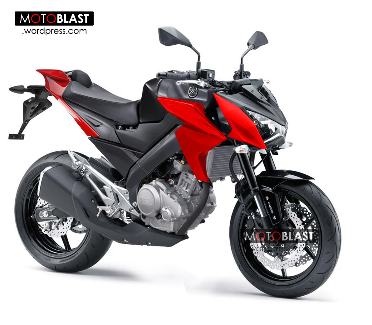 New Vixion Modif Street Fighter Monster!! Gagah bin Guanteeeng tenaaan