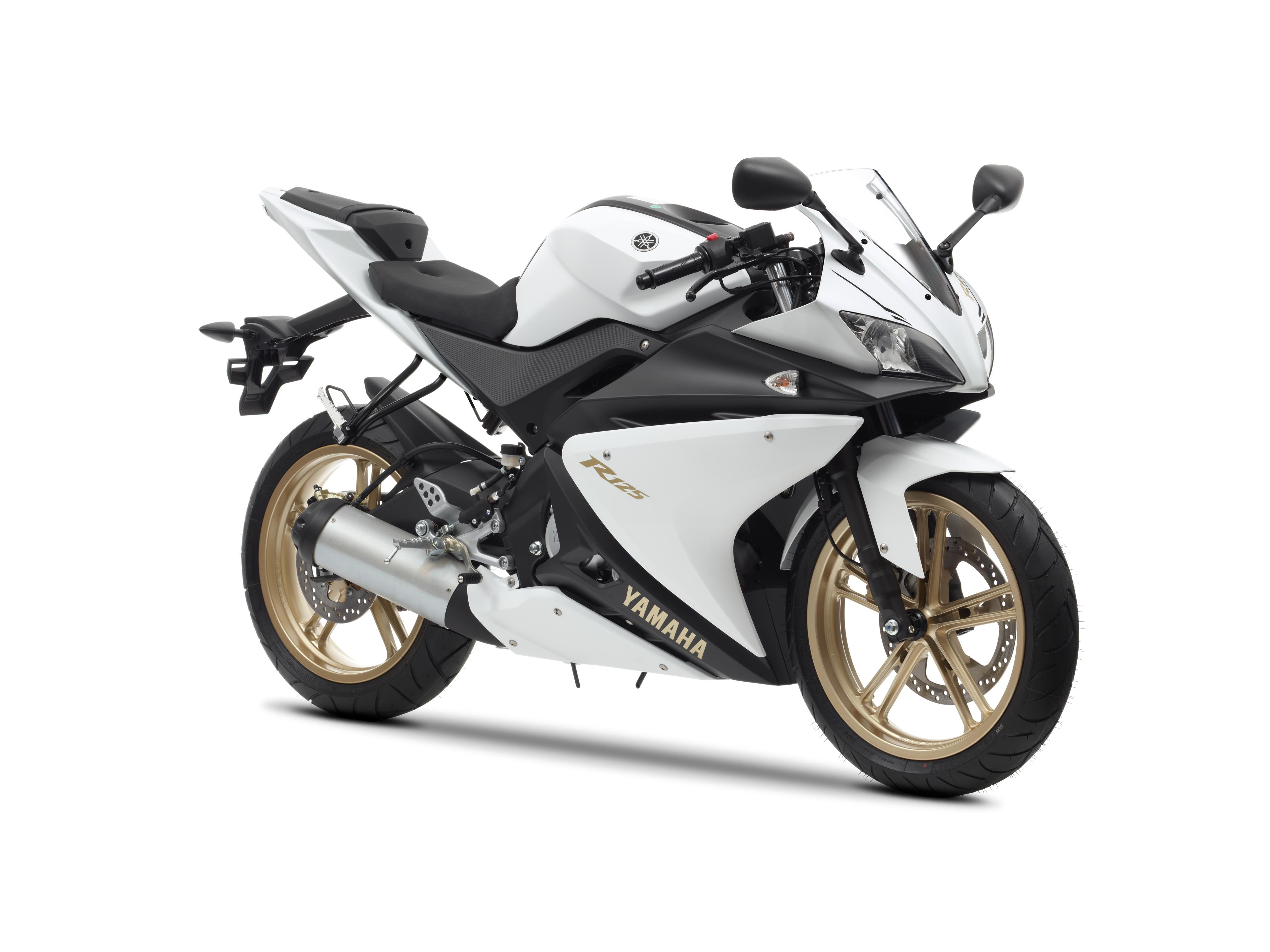 Yamaha 250 R akan berbasis seperti menyerupai dasar model R125