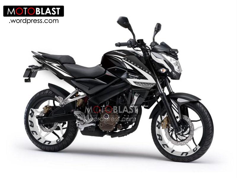 Kawasaki Pulsar Ns200 | Autos Post
