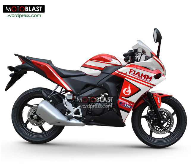 modif-stiping-honda-cbr150R-RED2