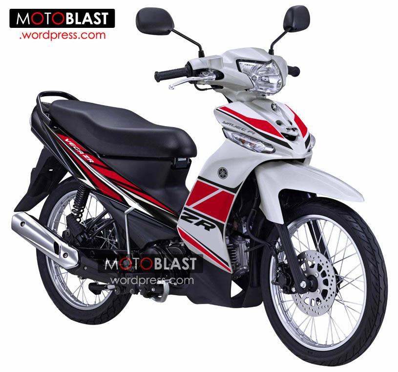 Modif Vega Zr Striping Ala 50th Anniversary Wgp Motoblast