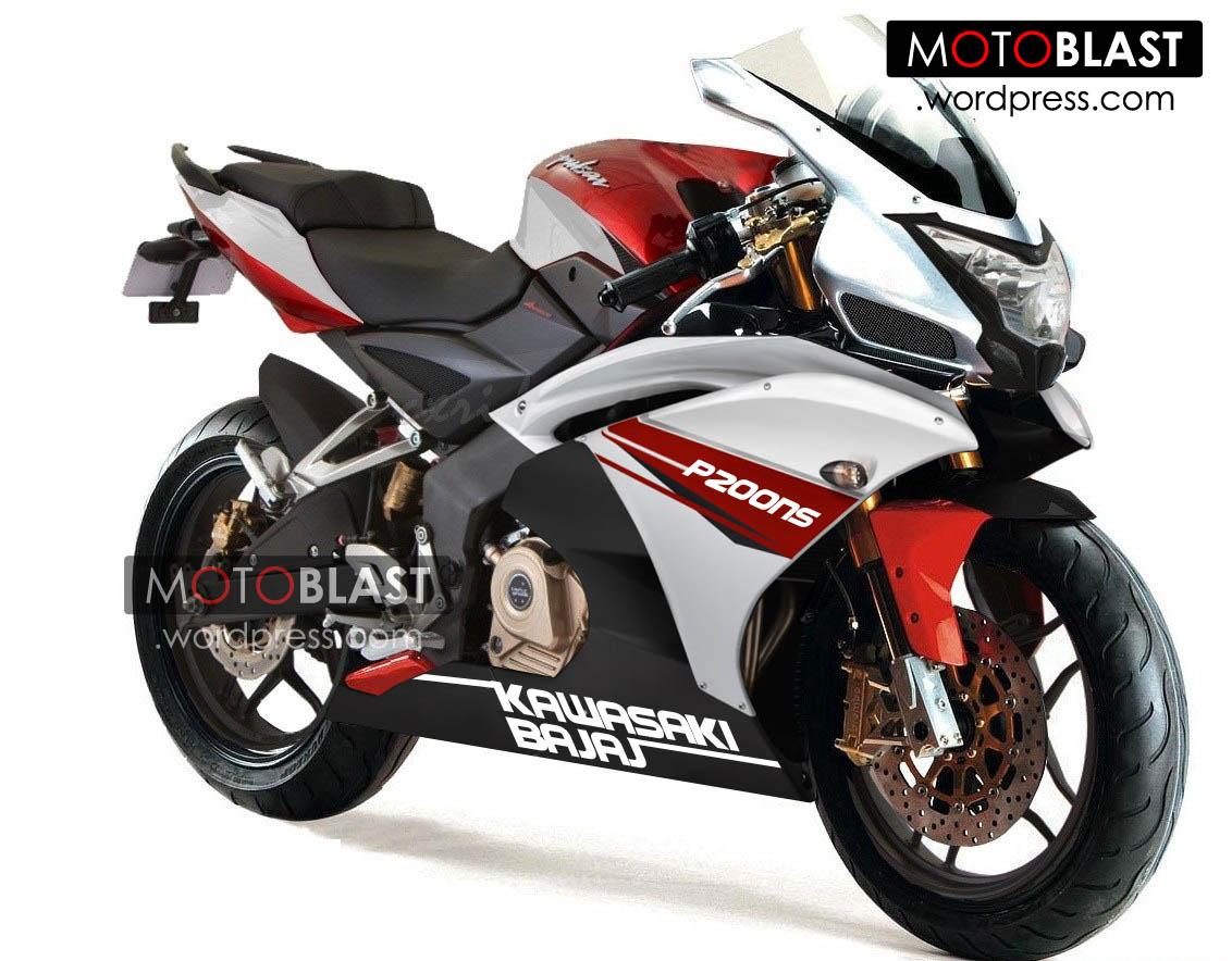 Modifikasi Kawasaki Pulsar 200 Ns