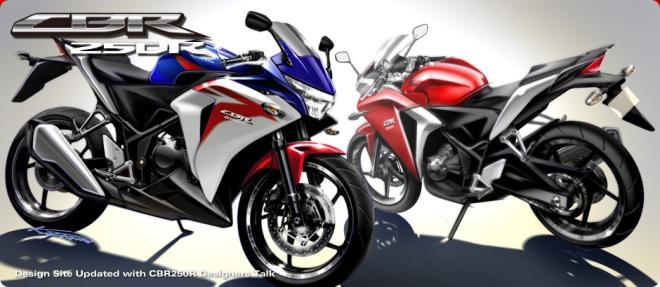 Honda_CBR250R tricolor