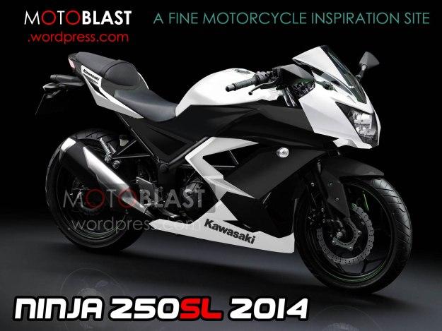 kawasaki ninja 250SL 1 tralis 2