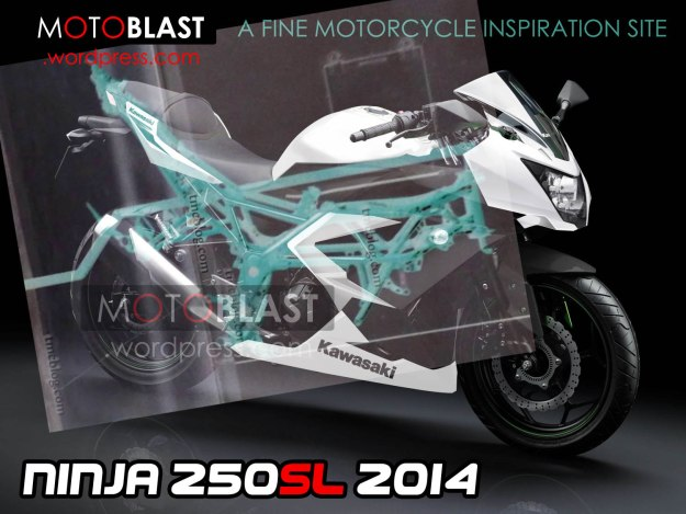 kawasaki ninja 250SL 1 tralis 3
