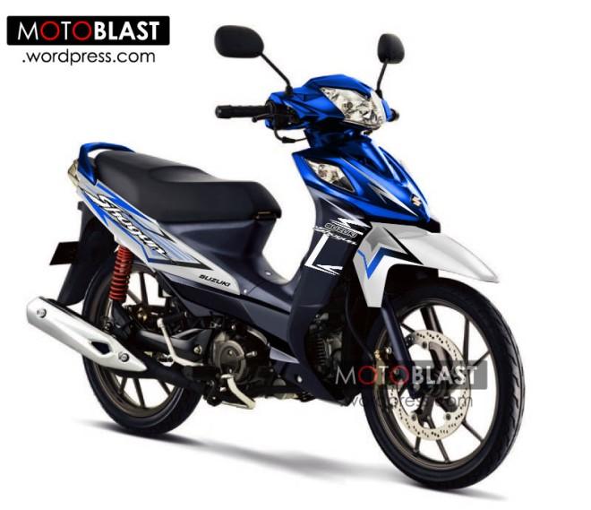 NewShogun125 blue 2