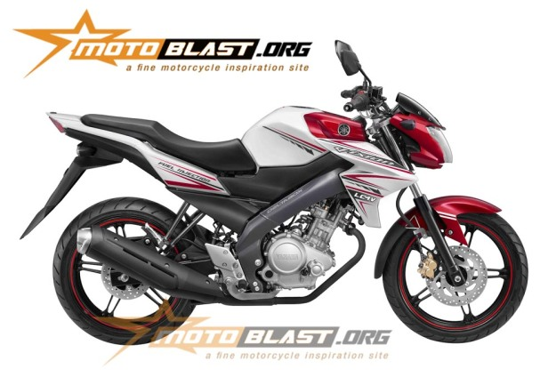 new vixion white simple decal 1