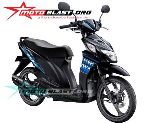 suzuki nex black3
