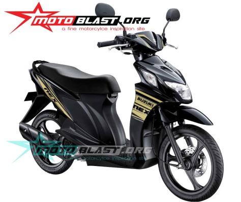 suzuki nex black5