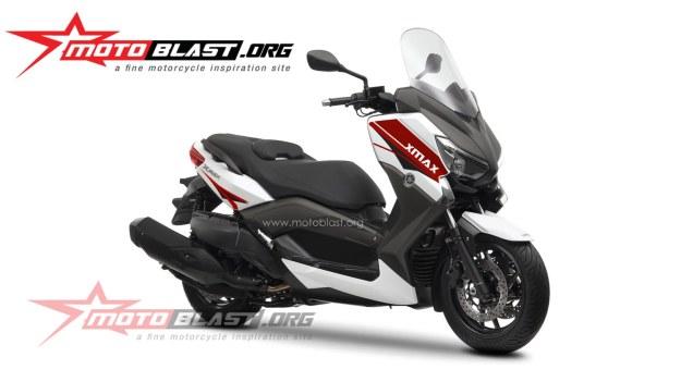 DECAL DESIGN -Yamaha-X-MAX-400-EU-1
