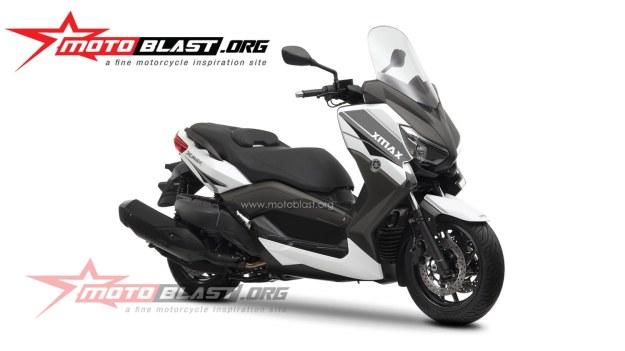 DECAL DESIGN -Yamaha-X-MAX-400-EU-2