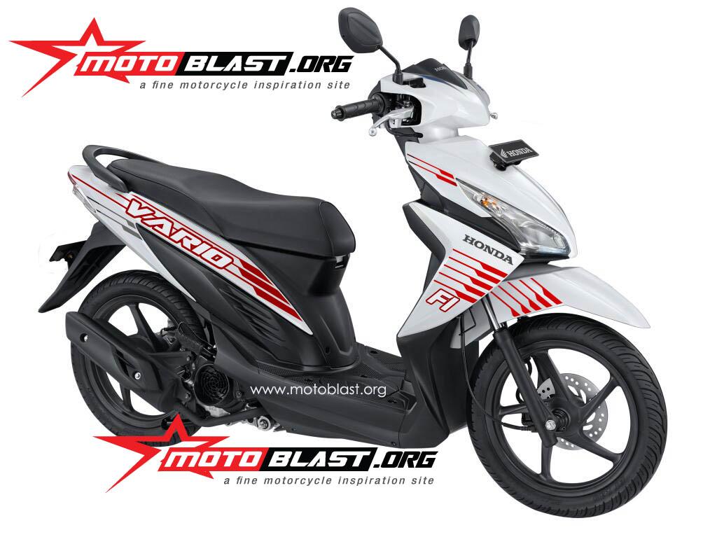 Harga dan Spesifikasi New Honda Vario 110 PGM-FI