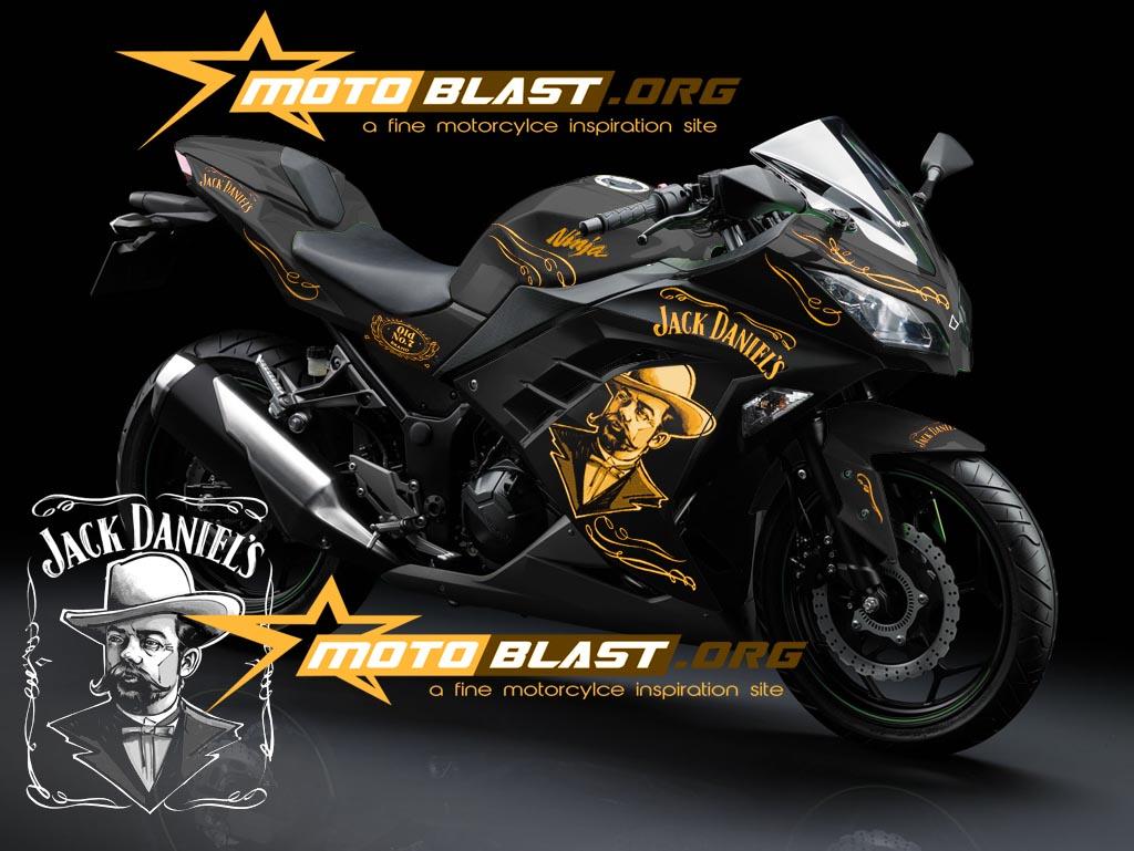 100 Gambar Motor Ninja 4 Tak Terbaru 2015 Terlengkap Obeng Motor