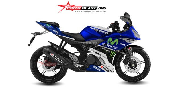 modification decal design yamaha R15 movistar yamaha motogp1