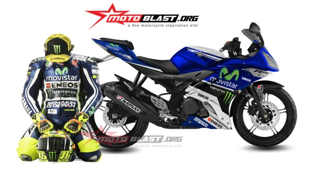 modification decal design yamaha R15 movistar yamaha motogp21