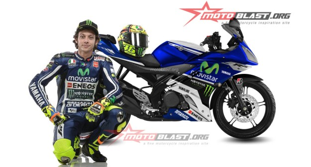 modification decal design yamaha R15 movistar yamaha motogp4