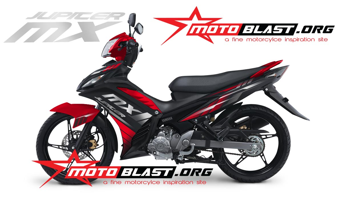 New Striping New Jupiter MX 2014! Luxurious series !! hayaaahh hehe