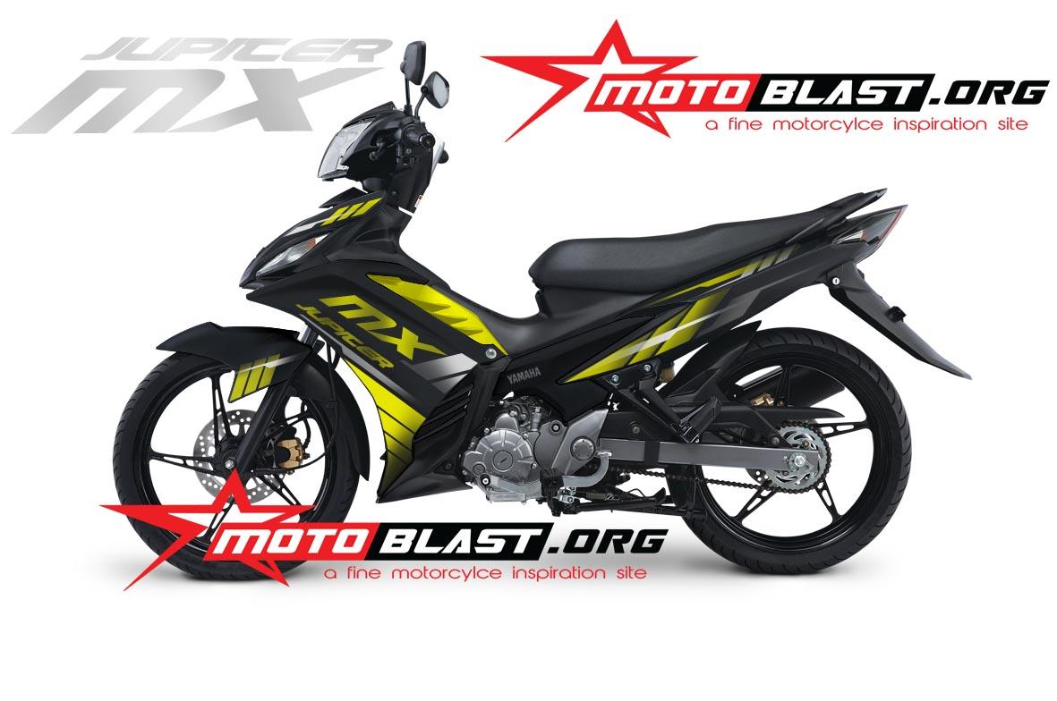 New Striping New Jupiter MX 2014! Luxurious series !! hayaaahh hehe