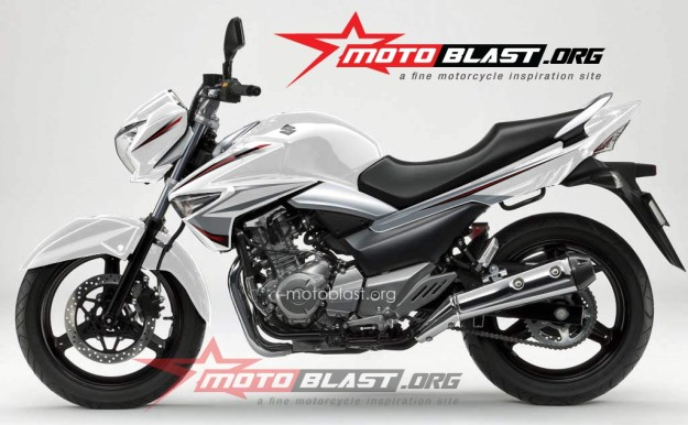 modif striping Suzuki Inazuma 250 -clean-2