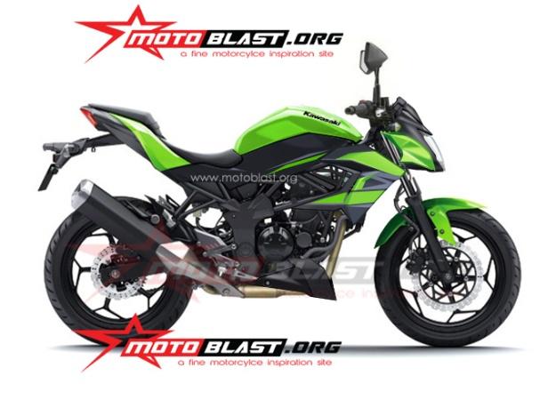 ninja 250 RR mono naked-finish-1