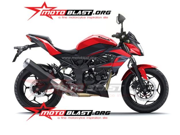 ninja 250 RR mono naked-finish-2