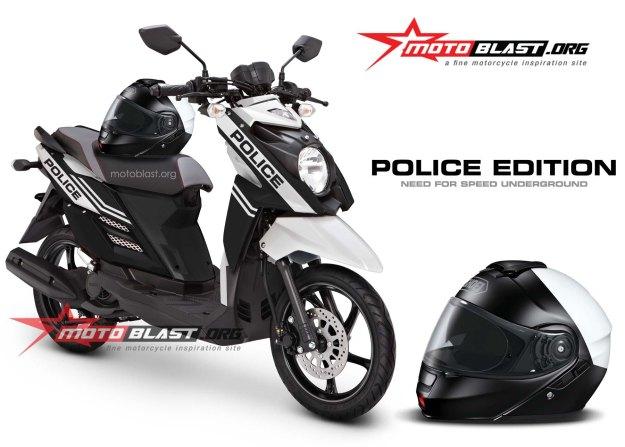 x-ride-black police 4