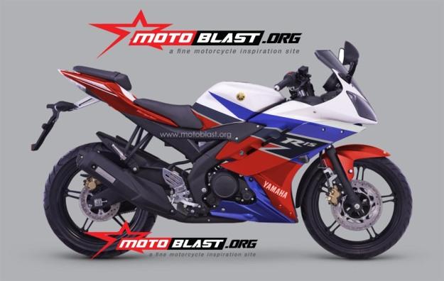 YZF R15 indonesia RWB 2