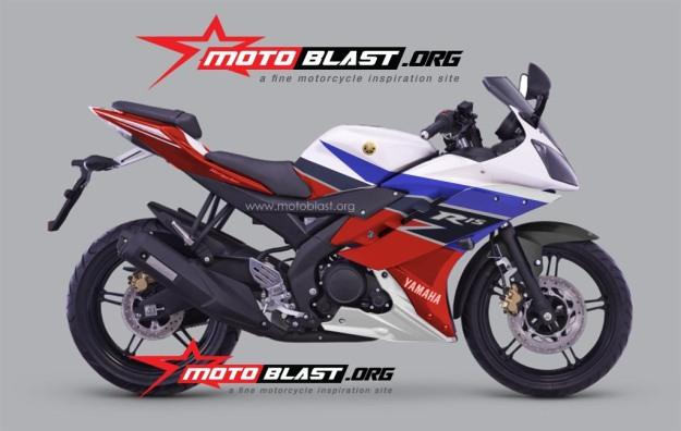 YZF R15 indonesia RWB 3