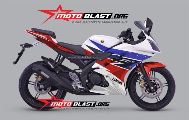 YZF R15 indonesia RWB 4
