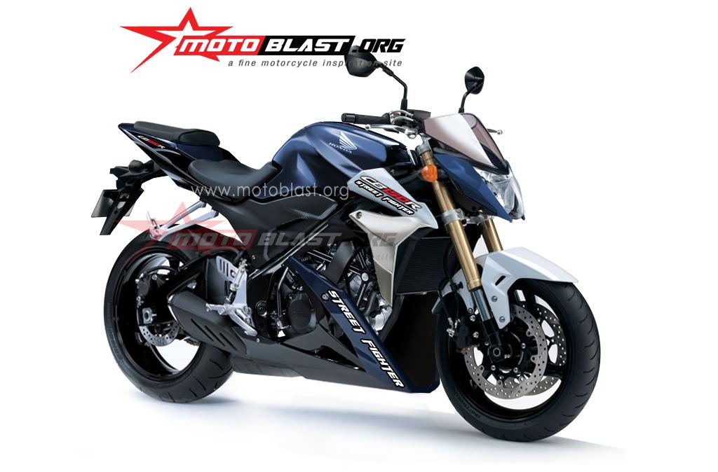 Honda CB150R Street Fighter – Evolution V.2 !! Custom modif Konsep
