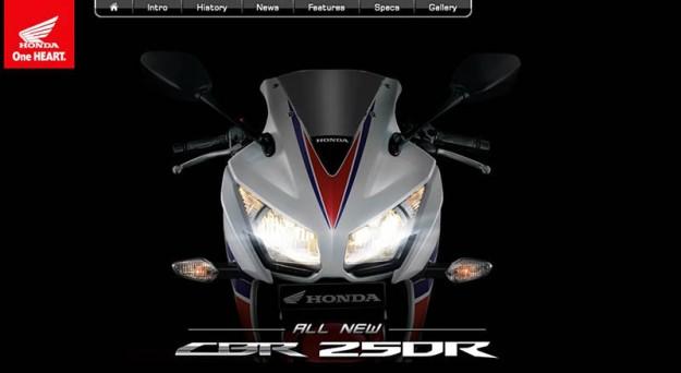new cbr 250r dualkeen eyes motoblast
