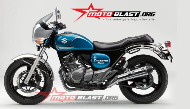 modif Suzuki Inazuma 250 - black - classic-3