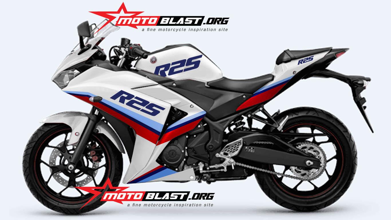 Yamaha R25 Modifikasi Motogp terpopuler