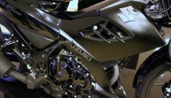 Suzuki Merilis Satria Fu 150 Black Predator Sebagai Versi