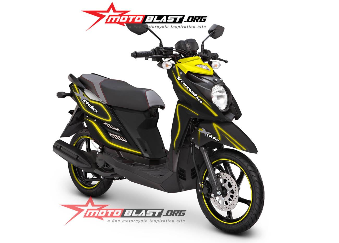 new megapro modif touring - Modifikasi Motor Terbaru