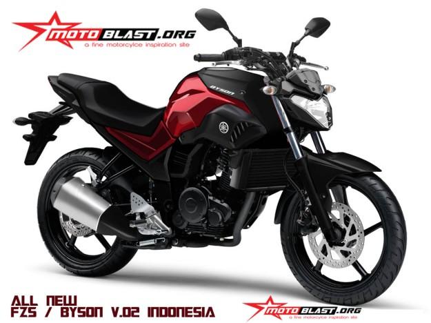 yamaha byson V2 indonesia