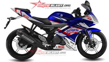 Modif Striping Yamaha R15 Ala WSBK