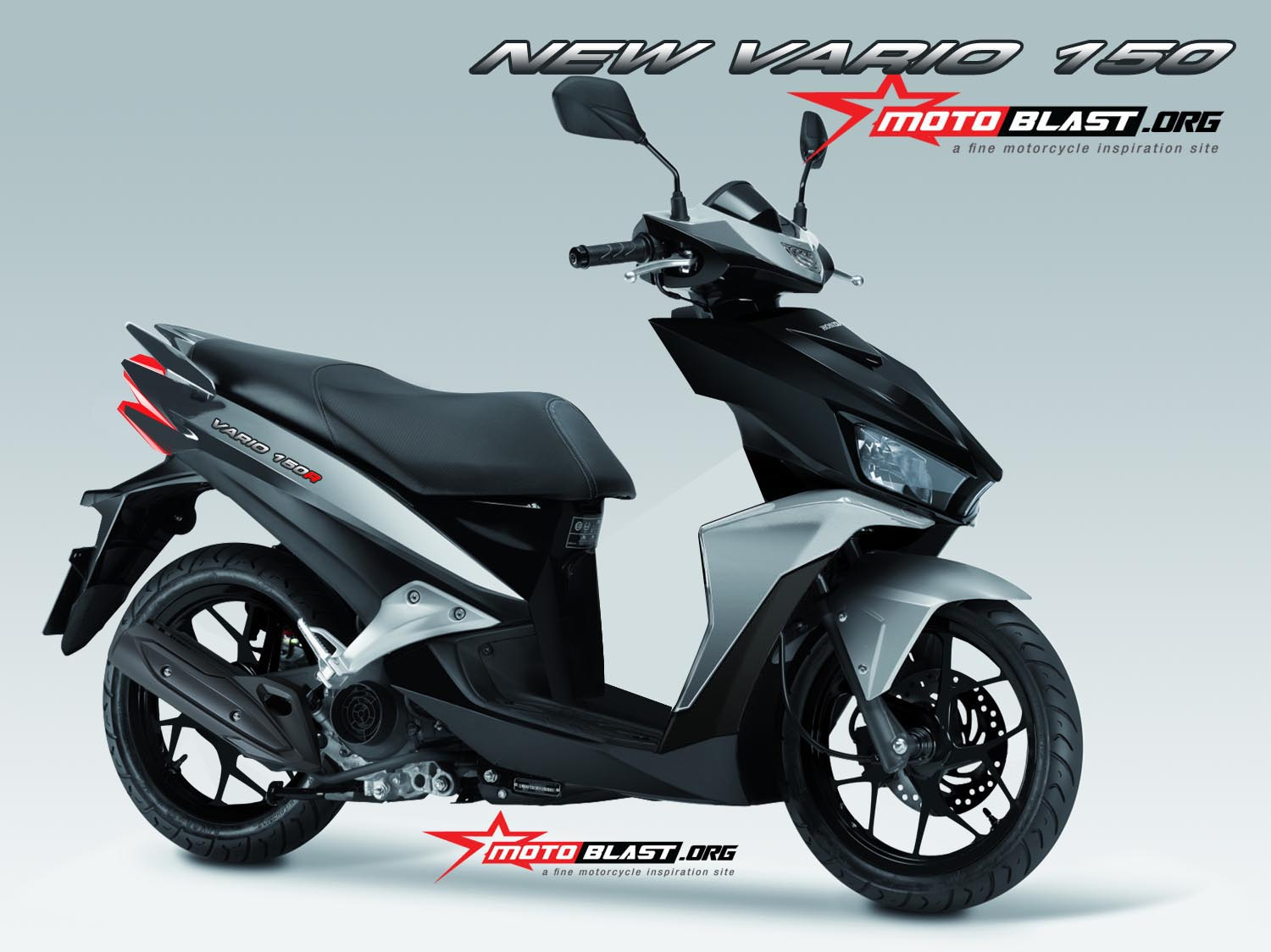 New Rendering Vario 150 Indonesia Dek Rata Jpg