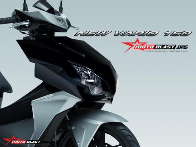 new rendering vario 150-indonesia-front
