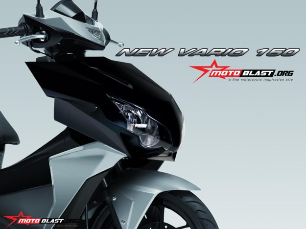 new rendering vario 150-indonesia-front