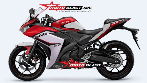 YAMAHAR25-RED SIMPLE ELEGAN1