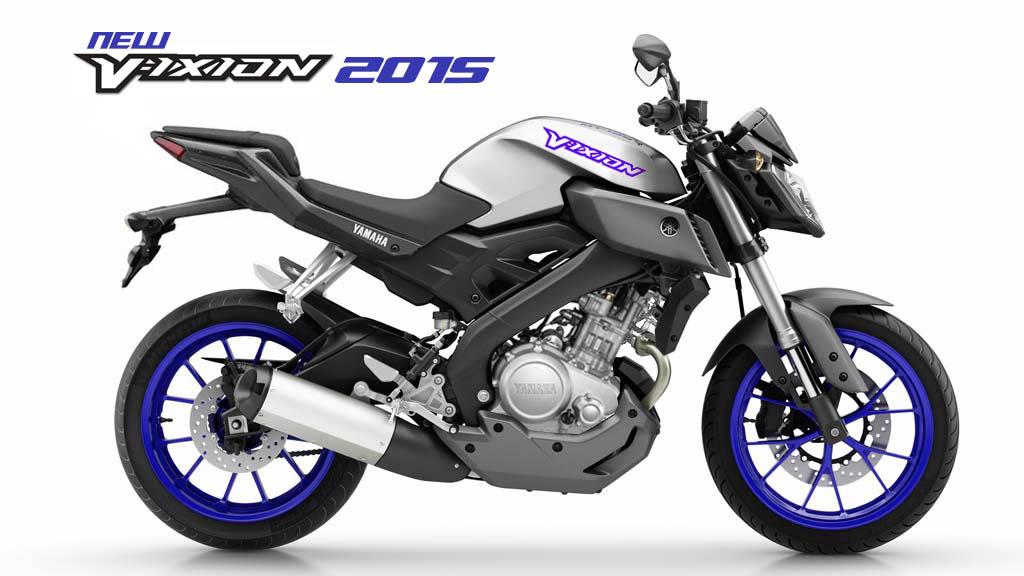 HOT HOT HOT!!! Kalo Facellift Yamaha New Vixion 2015 bakal Nge MT
