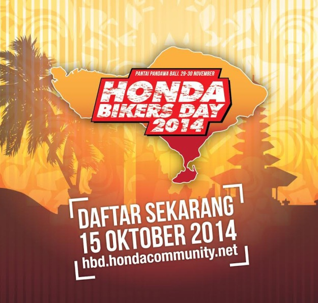 honda bikers day 2014
