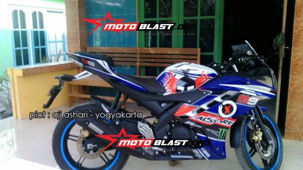 R15 Aji Ashari Yogyakarta 1