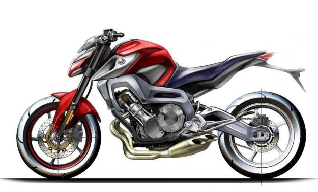 2014_MT09_Sport Touring_MT-09 Sketch