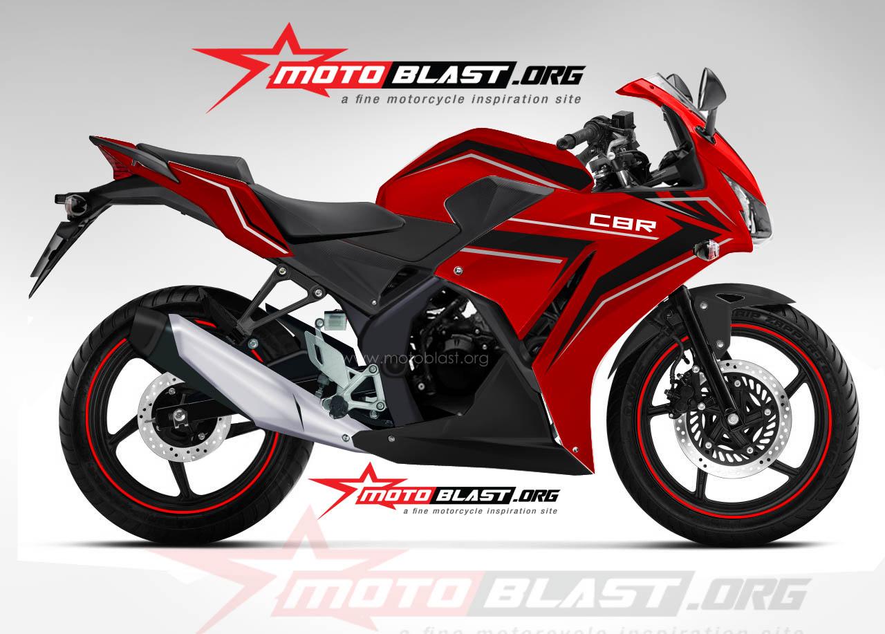 Modifikasi Honda CBR 150 CBU Ala Scrambler | Sakahayangna.COM