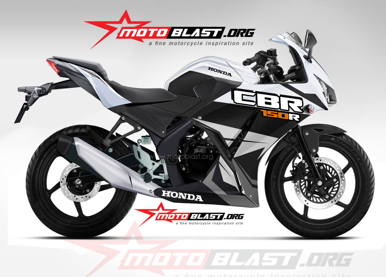 modifikasi buntut new cbr 150  paling bagus