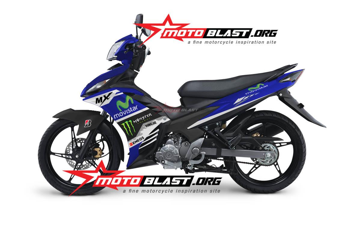 Yamaha Jupiter Mx MOTOBLAST