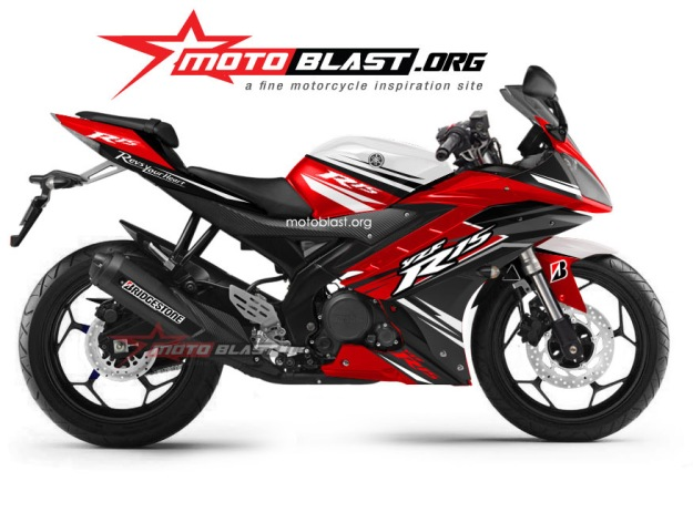 yamaha R15 res - special edition